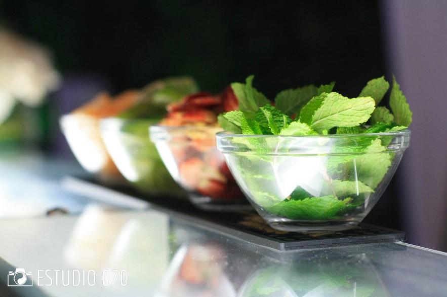 Fotografía gastronómica profesional