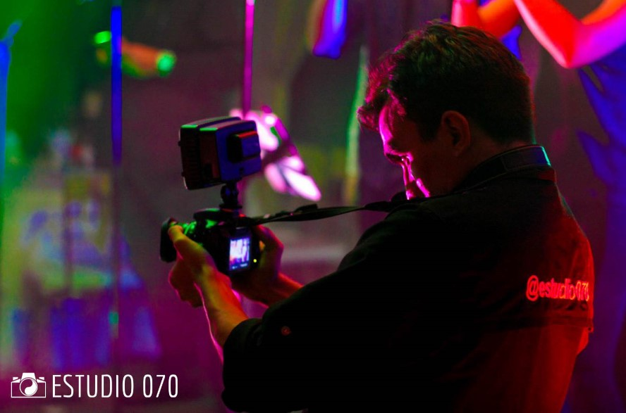 Fotografía profesional de eventos