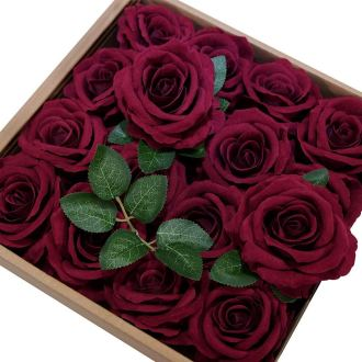 caja de rosas arreglo floral