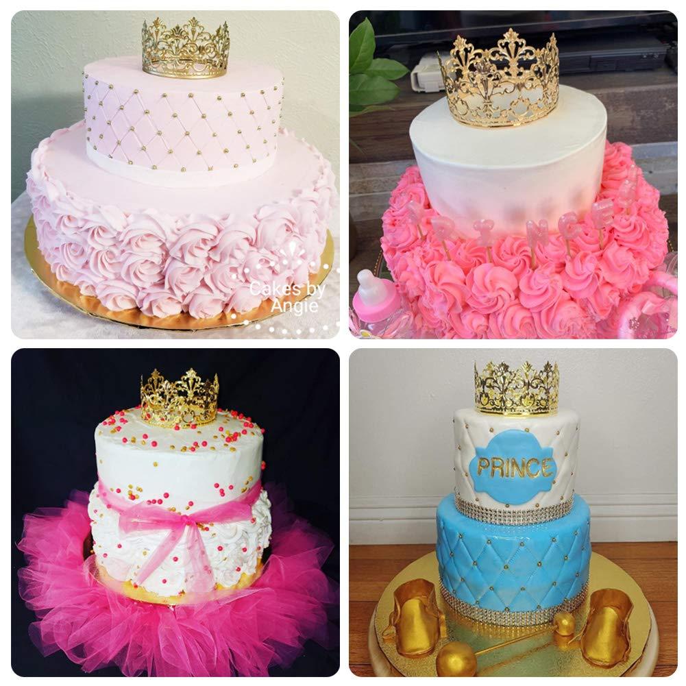 corona pastel 15 años