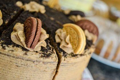 Gastronómico pastel
