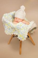 Sesión recién nacido estudio