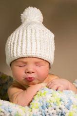 Sesión recién nacido retrato