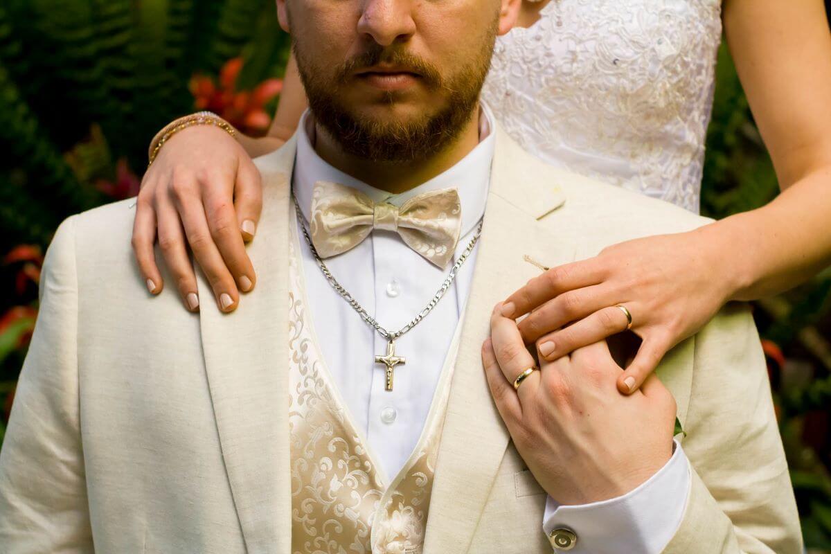 Sesión de fotos recién casados