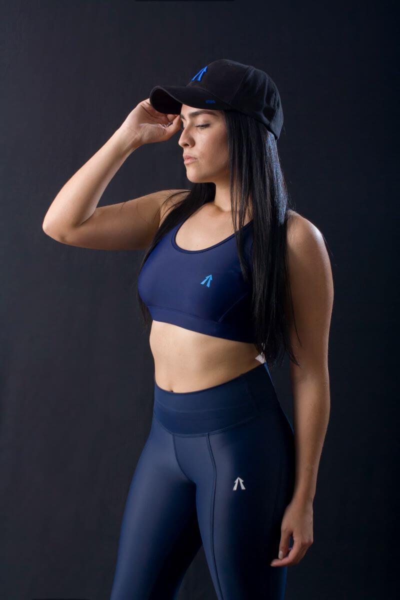 Marca modelo ropa deportiva