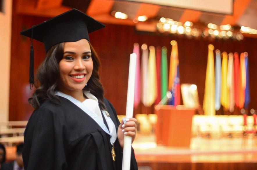 Sesión de fotos graduación