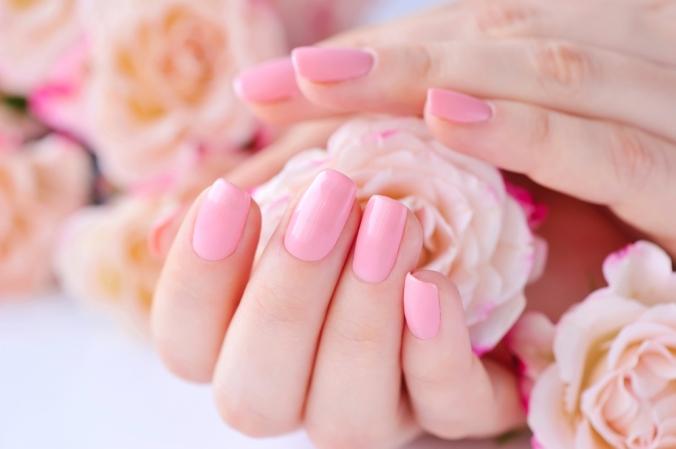 manicure de quinceañera