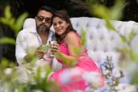 Gender reveal Sacha y Jhonatan