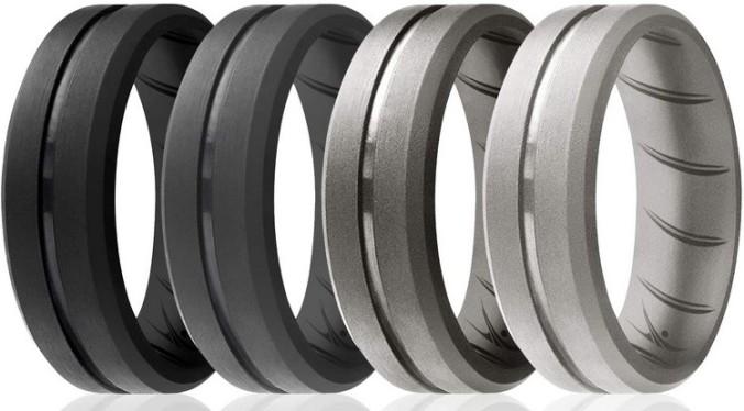 anillos de silicona