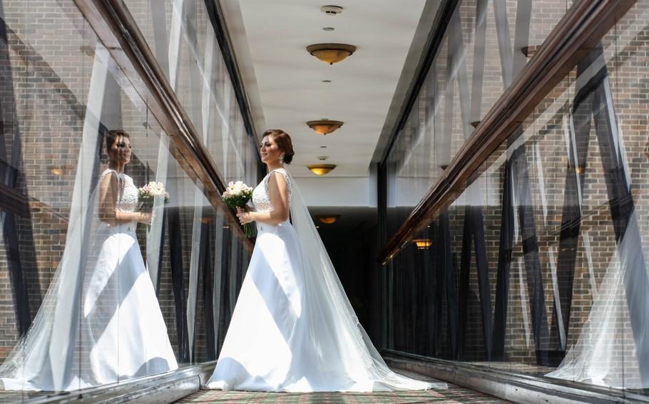 sesion fotográfica novia antes de la boda