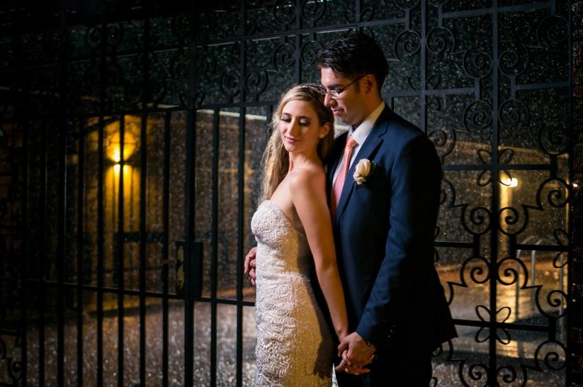 boda petite de noche