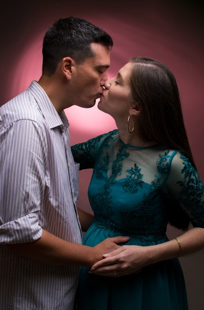 sesion fotográfica de embarazada
