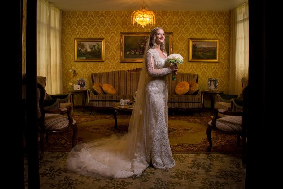 sesión fotográfica a novia el dia de su boda