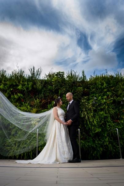 sesion fotográfica de boda